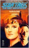 img - for Survivors (Star Trek: The Next Generation) book / textbook / text book