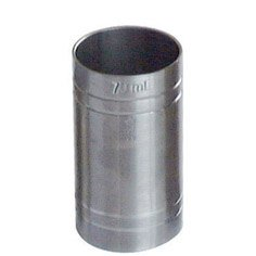 70ml Stainless Steel Pub Spirit Thimble Jigger