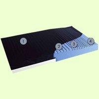 Memory Foam Mattress Single front-379798