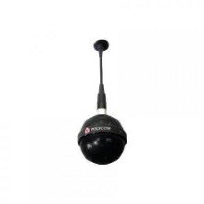 Polycom Hdx Ceiling Microphone 6 Foot Drop Cable (Black) - 2457-26764-072