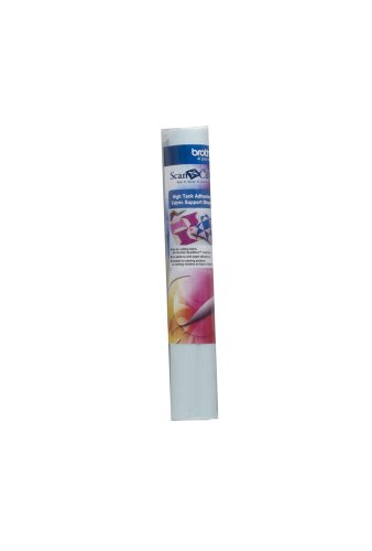 Brother ScanNCut High Tack Adhesive Fabric Support Sheet (Brothers Scan And Cut Machine compare prices)