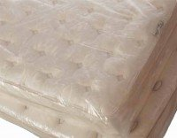 50 - 39 X 9 X 90 X 4 Mil Twin Mattress Bags back-213120