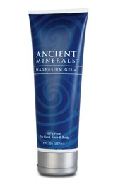 Ancient Minerals Magnesium Gel Plus – 8oz Tube