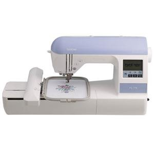 Brother Sewing Pe770 Embroidery Machine Usb Port