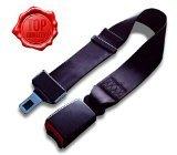 Pro Seat Belt Extender, 10-26 Inch Adjustable Belt - 1