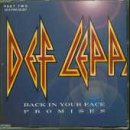 Promises [CD 2] by Def Leppard (1999-07-13)