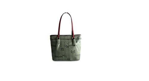 BORSA LA MARTINA RECONQUISTA LADY SHOPPING BAG 354 006 (NERO)