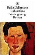 Rubinsteins Versteigerung. Roman.