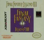 Final Fantasy Legend 3 - Game Boy