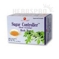 Health King  Sugar Controller Herb Tea, Teabags, 20 Count Box (Sugar Controller compare prices)