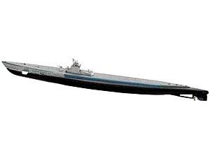 MRC 1/700 USS SS-212 Gato 44 Submarine Series