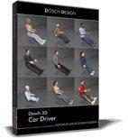 Dosch 3D: Car Driver front-1080354