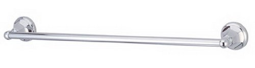 Kingston Brass BA4812C Metropolitan 18-Inch Towel Bar, Polished Chrome