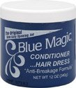 Blue Magic Conditioner Hair Dress Original, 12 oz (Pack of 3)