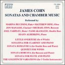 Cohn: Sonatas & Chamber Music
