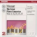 Mozart: The Great Piano Concertos, volume 2