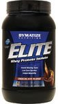 Dymatize Nutrition, Elite, Whey Protein Isolate, Chocolate Fudge, 2.03 lbs (920 g)