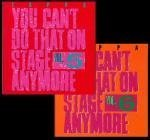 You Can't Do That On Stage Anymore Vol. 5 & 6 by Zappa, Frank (1992-07-10)