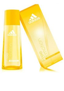 Adidas Free Emotion per Donne di Adidas - 50 ml Eau de Toilette Spray