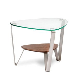 BDI USA 1347 Dino Soft Triangular End Table