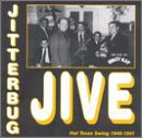 Various Artists Jitterbug Live - Hot Texas Swing 1940 - 1941