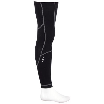 Image of Louis Garneau 2012/13 Power Leg Warmers - Black - 1083042-020 (B000EWL062)