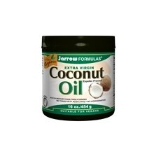 Jarrow Formulas Coconut Oil 100% Organic Extra Virgin