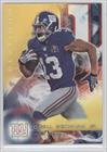 Odell Beckham Jr. (Football Card) 2015 Topps Platinum Gold #1 (Gold Football Cards compare prices)