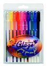 Sakura Gelly Roll Non-Porous Non-Toxic Smooth Glaze Pen, Pack - 10 электробритва sakura sa 5409bk