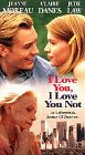 I Love You I Love You Not [VHS]