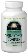 Source Naturals Bioflavonoid Complex, 60 Tablets