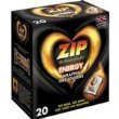 960 Zip 'Energy' Wrapped Firelighters No mess, no smell, just light the wrapper 90714