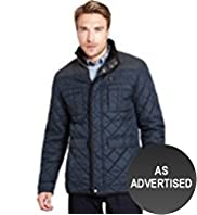Blue Harbour Quilted Heritage Jacket