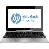HP EliteBook Revolve D3K51UT Tablet PC - 11.6 - Intel Core i5 i5-3437U 1.90 GHz