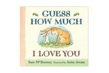 Kids Preferred - Guess How Much I Love You Board Book-One Size front-1004214