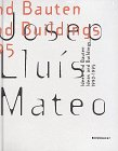 Ideen und Gebäude / Ideas and Buildings 1992-95 (German and English Edition) (3764355956) by Mateo, Josep Lluis