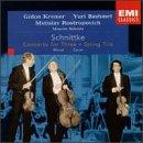 Schnittke: String Trio/Concerto For Three/Minuet/Berg: Canon