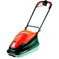 Flymo Turbo Compact 330 Grass Collecting Electric Hover Lawn Mower