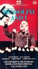 Mussolini and I [VHS]