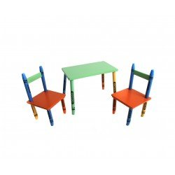 ryman childrens table and chair set kitchen home