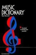Music Dictionary, ROY BENNETT