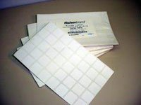 2129322 Label Microscope Slide 1000 Per Pack Sold As Pack Pt# 15910 By Fisher Scientific Co.