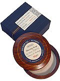 Spanish Fig & Nutmeg by Bath House Shaving Soap 3.3 oz