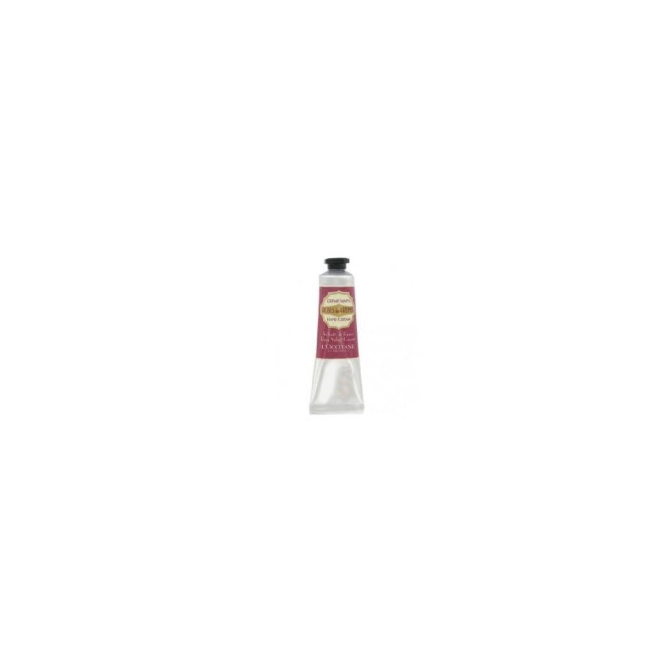 Loccitane Rose Velvet Hand Cream 5.2oz./150ml Beauty