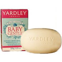 Yardley London gentle cleansing baby soap - 4.25 oz