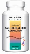 Nail, Hair & Skin Connection - 60 tab ( Multi-Pack)