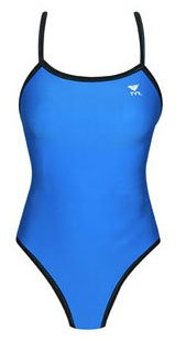 TYR Womens Grab Bag Reversible Diamondback Training Swimsuit - Multi-Color 38