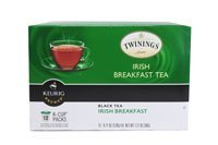 Twinings Keurig Brewed Black Tea Irish Breakfast 12 K-Cups (Pack Of 6)