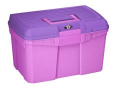 Protack Tack Box - Pink/Purple