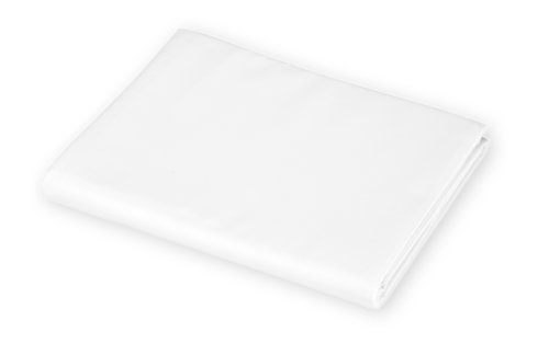 American Baby Company 100% Cotton Jersey Knit Crib Sheet - White